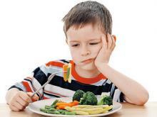 Что делать, если ребенок отказывается есть?