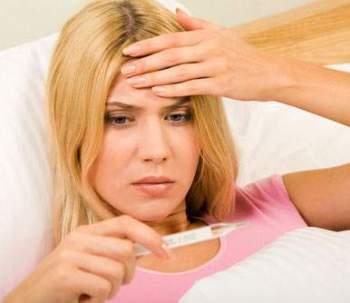 Какую температуру нужно сбивать беременным