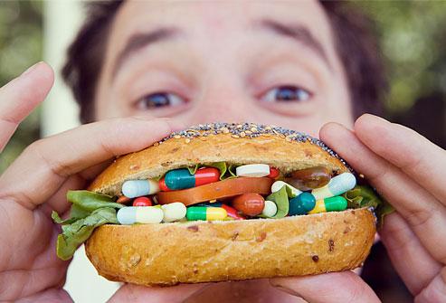 Заблуждения о витаминах (много полезного текста)