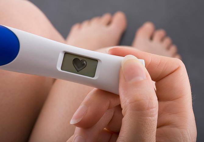 фото намек на беременность
